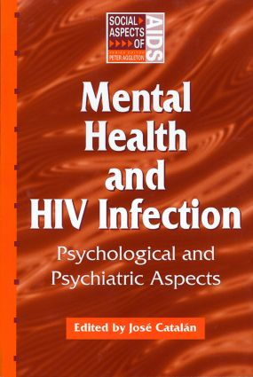 Mental Health and HIV Infection book cover