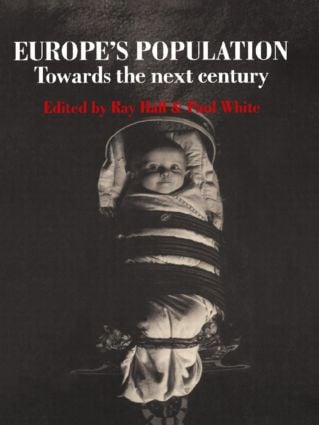 Europes Population: 1st Edition (Paperback) book cover