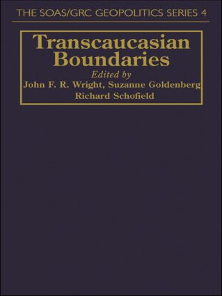 Transcaucasian Boundaries
