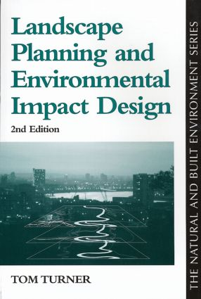 Landscape Planning And Environmental Impact Design (Paperback) book cover