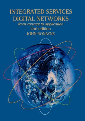 Integrated Services Digital Network: From Concept To Application, 1st Edition (Paperback) book cover