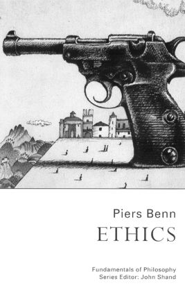 Ethics (Paperback) book cover