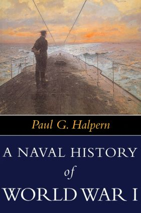 A Naval History Of World War I book cover