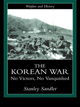 The Korean War: An Interpretative History book cover