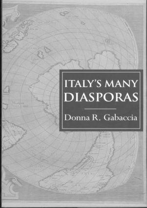 Italy's Many Diasporas book cover