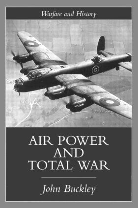 Air Power in the Age of Total War book cover