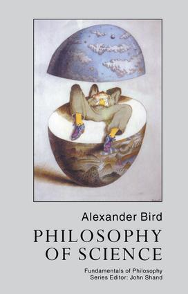 Philosophy Of Science: 1st Edition (Hardback) book cover