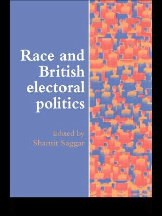 Race And British Electoral Politics: 1st Edition (Paperback) book cover