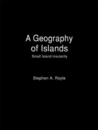 Geography Of Islands (Hardback) book cover