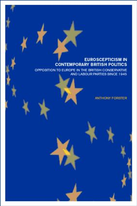 Euroscepticism In Contemporary: 1st Edition (Paperback) book cover