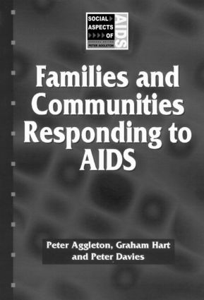 Families and Communities Responding to AIDS: 1st Edition (Paperback) book cover