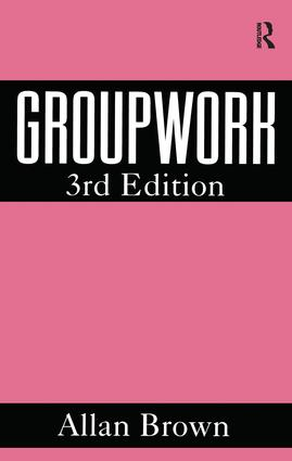 Groupwork: 3rd Edition (Paperback) book cover