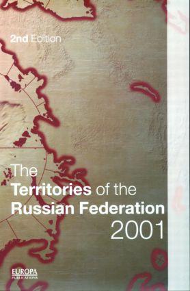 Territories Russian Federtn E2: 2nd Edition (Hardback) book cover