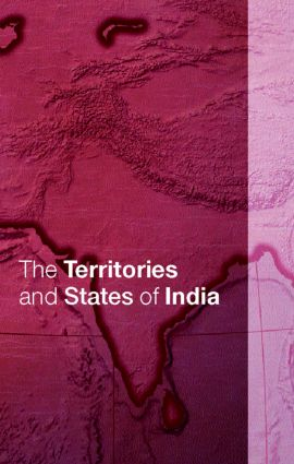 The Territories and States of India book cover