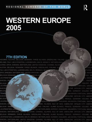 Western Europe 2005: 6th Edition (Hardback) book cover