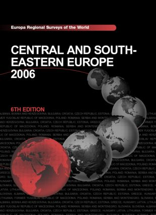 Central and South-Eastern Europe 2006: 6th Edition (Hardback) book cover