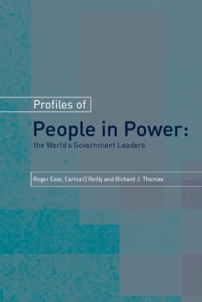 Profiles of People in Power: 2nd Edition (Hardback) book cover