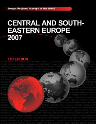Central and South-Eastern Europe 2007: 7th Edition (Hardback) book cover