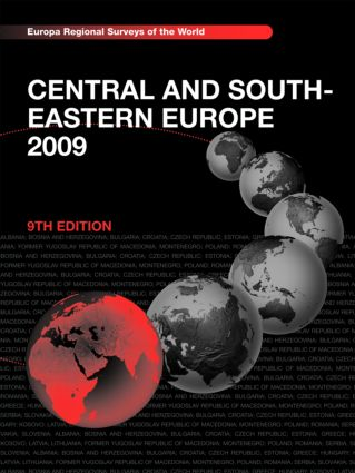 Central and South Eastern Europe 2009: 9th Edition (Hardback) book cover