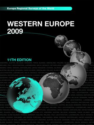 Western Europe 2009 book cover