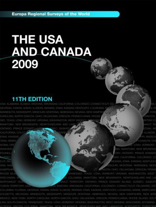 USA and Canada 2009 book cover