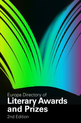 Europa Directory of Literary Awards and Prizes: 2nd Edition (Hardback) book cover