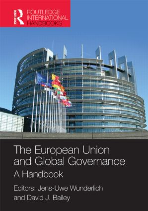 The European Union and Global Governance: A Handbook (Hardback) book cover