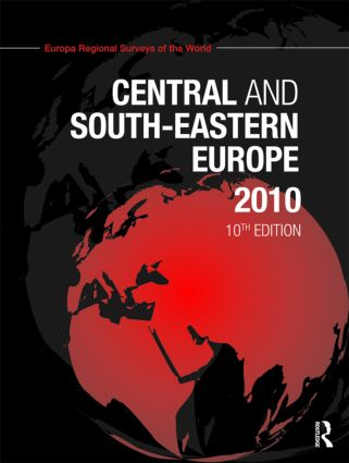 Central and South Eastern Europe 2010: 10th Edition (Hardback) book cover