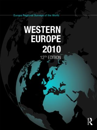 Western Europe 2010: 12th Edition (Hardback) book cover