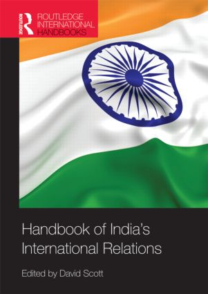 Handbook of India's International Relations (Hardback) book cover