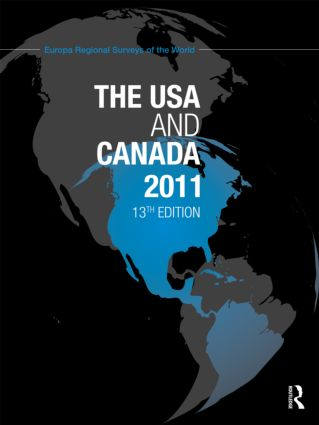 The USA and Canada 2011: 13th Edition (Hardback) book cover