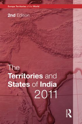 The Territories and States of India 2011 book cover