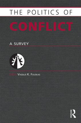 Politics of Conflict: A Survey (Paperback) book cover