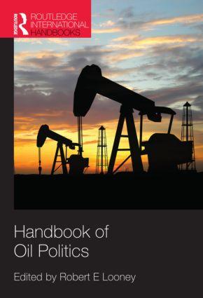 Handbook of Oil Politics (Hardback) book cover