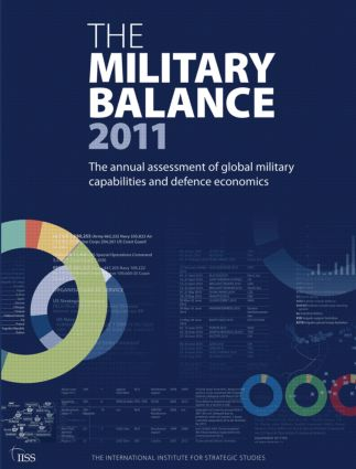 The Military Balance 2011: 1st Edition (Paperback) book cover