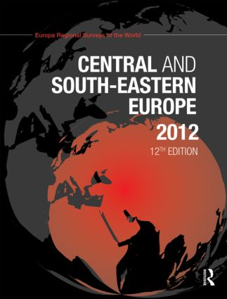 Central and South-Eastern Europe 2012 book cover