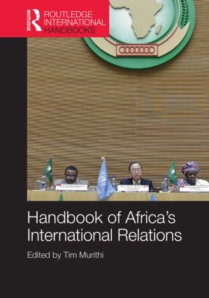 Handbook of Africa's International Relations (Hardback) book cover