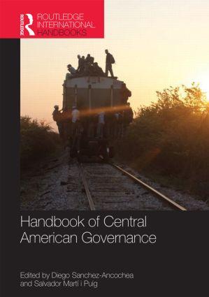 Handbook of Central American Governance (Hardback) book cover