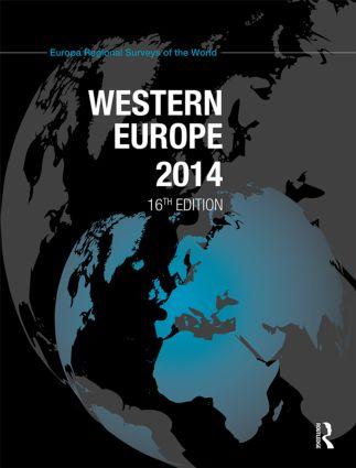 Western Europe 2014: 16th Edition (Hardback) book cover
