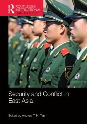 Security and Conflict in East Asia book cover