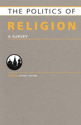 Politics of Religion: A Survey book cover