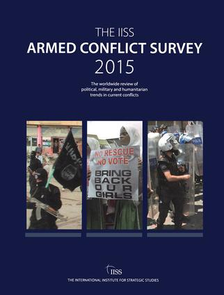 Armed Conflict Survey: 1st Edition (Paperback) book cover