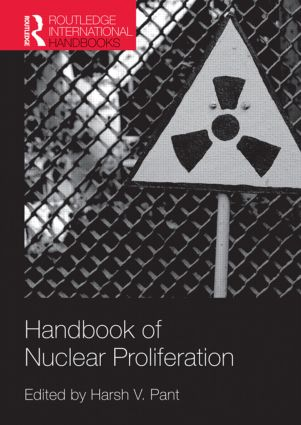 Handbook of Nuclear Proliferation: 1st Edition (Paperback) book cover