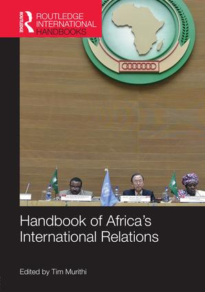 Handbook of Africa's International Relations book cover