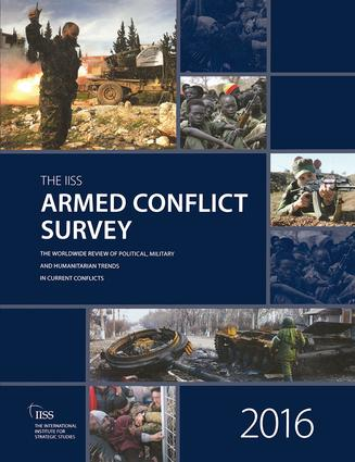 Armed Conflict Survey 2016 (Paperback) book cover