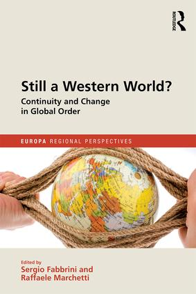 Still a Western World? Continuity and Change in Global Order (Hardback) book cover