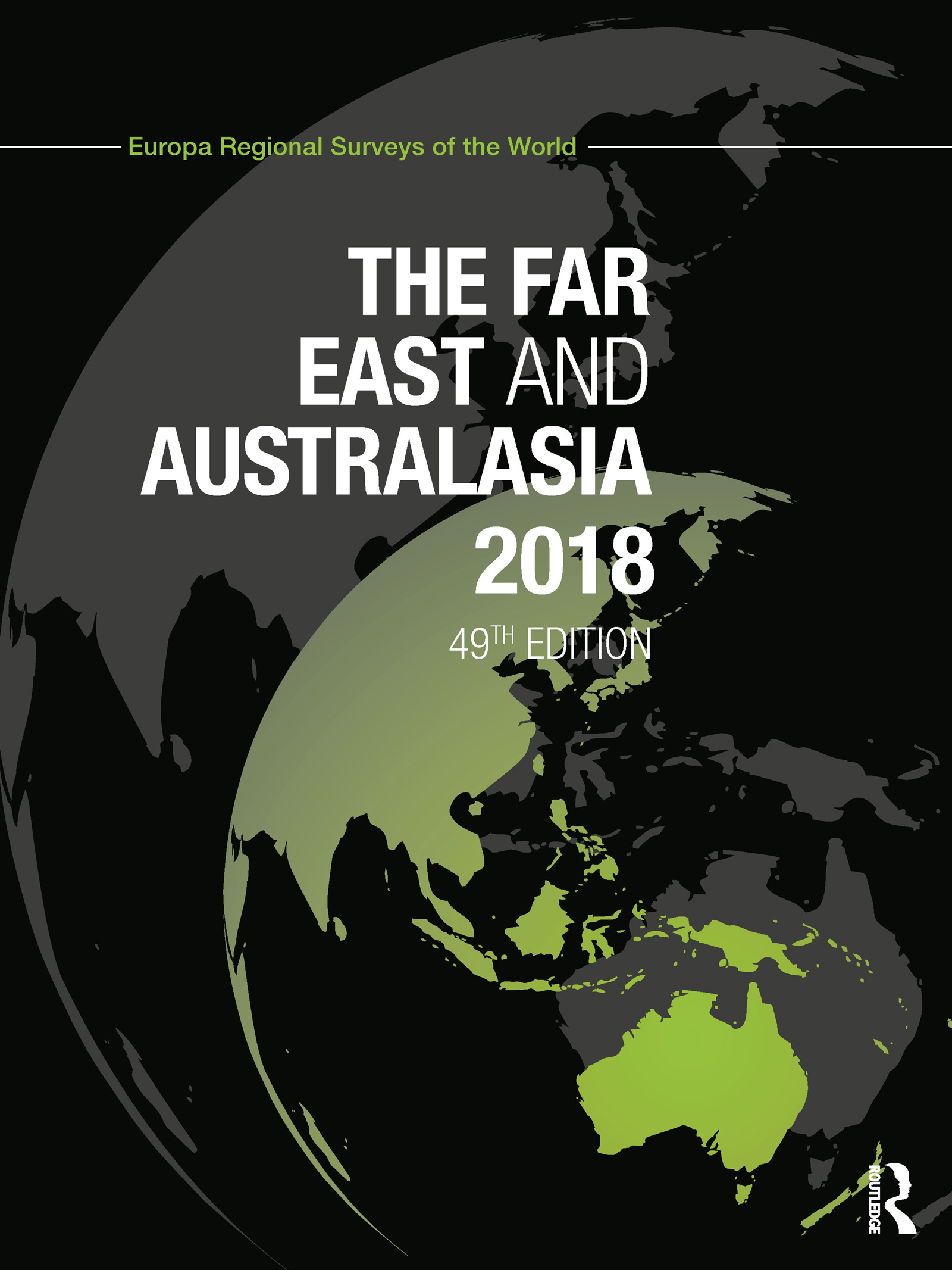 The Far East and Australasia 2018 book cover