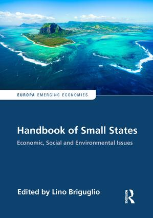 Handbook of Small States: Economic, Social and Environmental Issues book cover