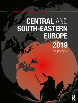 Central and South-Eastern Europe 2019 book cover