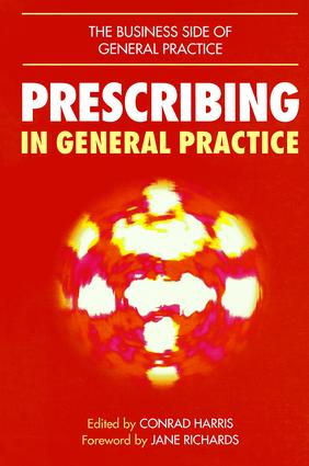 Prescribing in General Practice: 1st Edition (Paperback) book cover